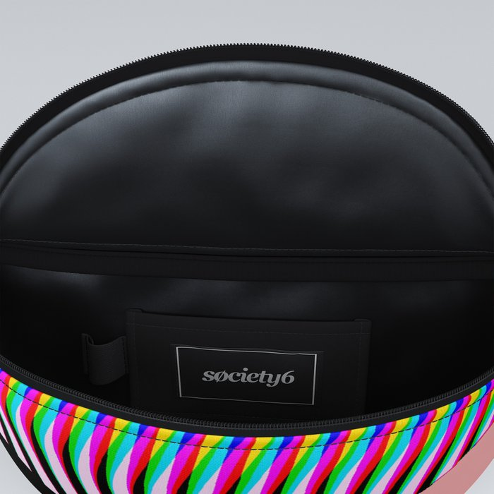 Out Of Focus Fanny Pack