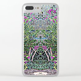 DNA Activation Clear iPhone Case