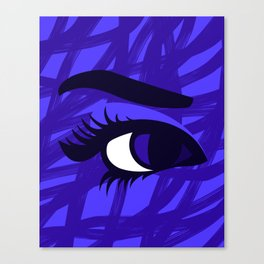 Third Eye Chakra - Awarenes Canvas Print