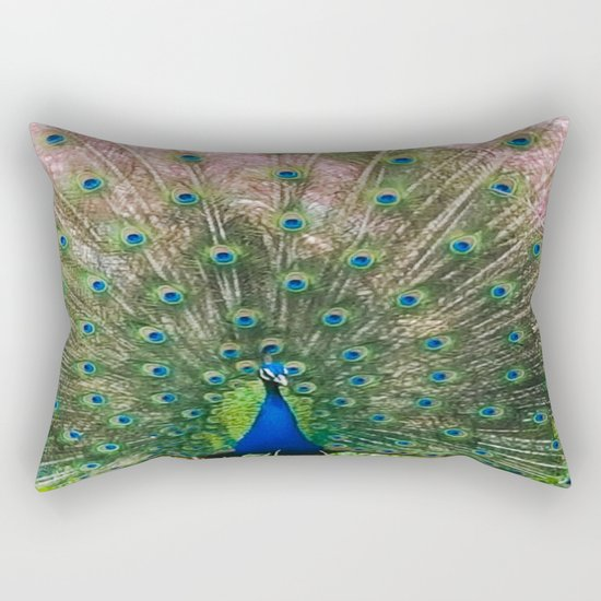 Mesmerize Me Rectangular Pillow