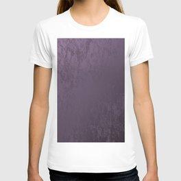 Purple Velvet T-shirt