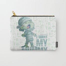 Mummy - Drawlloween2018 Carry-All Pouch