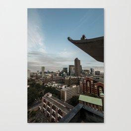 Barbican Estate Canvas Print