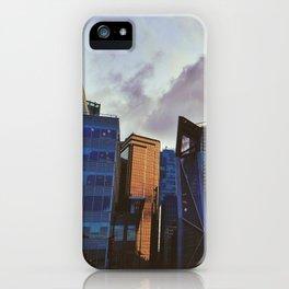 Skyscrapers iPhone Case