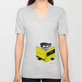Marketing for Dummies! Unisex V-Neck