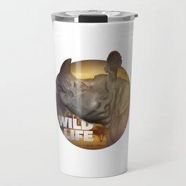 WILD LIFE Travel Mug