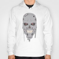 terminator Hoodies featuring Terminator  by avoid peril