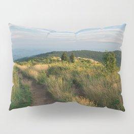 Mountain Landscape Pillow Sham