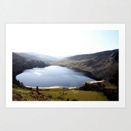 Mountains of Ireland Art Print