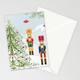 Nutcrackers choir Stationery Cards