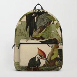 111 Pileated Woodpecker Backpack