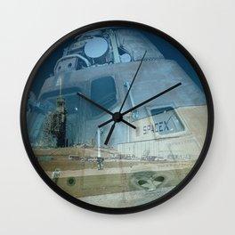 Apollo 10 Wall Clock