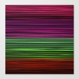 Rainbow thread  3 Canvas Print