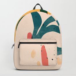 Abstract shape 2 Backpack