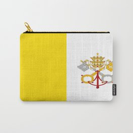 Flag of vatican city Carry-All Pouch
