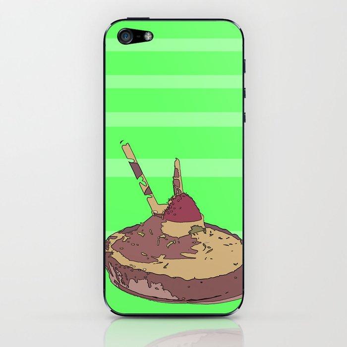I'm a little tart. iPhone Skin
