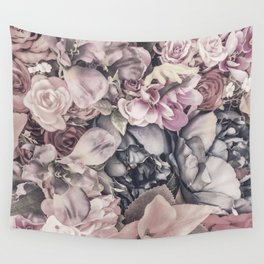 Vintage | Shabb Chic | Boho | Floral | Pastels | Gypsy | Hippie Wall Tapestry