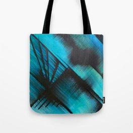 Diagonals (1) Tote Bag