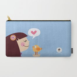 Milanesa Carry-All Pouch