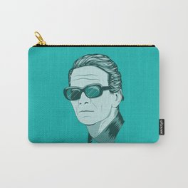 Pier Paolo Pasolini Tribute Carry-All Pouch