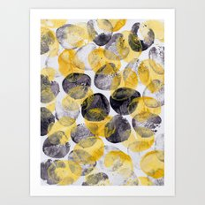 go Over Art Print