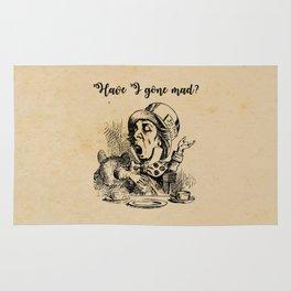 Mad Hatter - Alice in Wonderland Rug