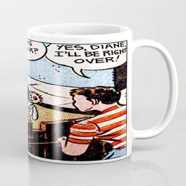 Coming Out to Play Dick Coffee Mug