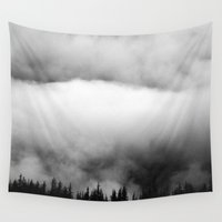 alaska Wall Tapestries featuring Alaska. by Duca