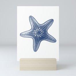 Nodosus Starfish  Mini Art Print