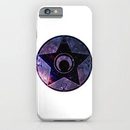 Space Locket iPhone Case
