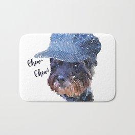 Chew Chew! Bath Mat