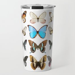 Colourful Butterfly Collection Travel Mug