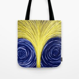 Light Uncontainable - Golden Light 2 Tote Bag