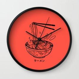 Lamen Time Wall Clock