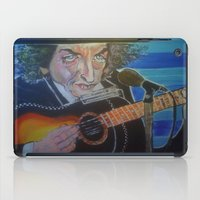 dylan iPad Cases featuring Dylan by Robert E. Richards
