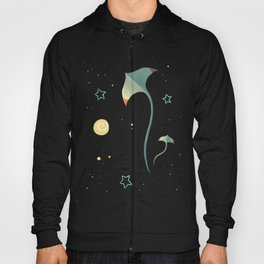 Space Ray Hoody