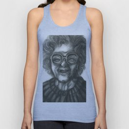 Grandmother Time Unisex Tank Top