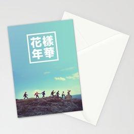 BTS + RUN Stationery Cards