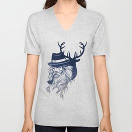 Hunter Unisex V-Neck