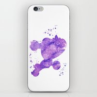 poodle iPhone & iPod Skins featuring Poodle by Carma Zoe