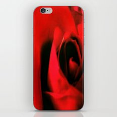RED HOT iPhone & iPod Skin