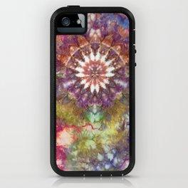Kaleidoscope Burst Garden iPhone Case