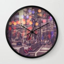 WILD JAPAN 20 Wall Clock