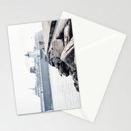 Badger Car Ferry - Ludington Michigan Stationery Cards