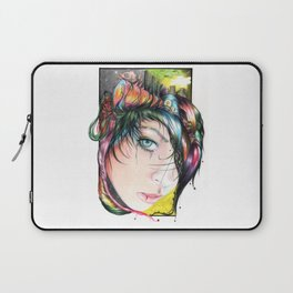 Mind Pollution Laptop Sleeve