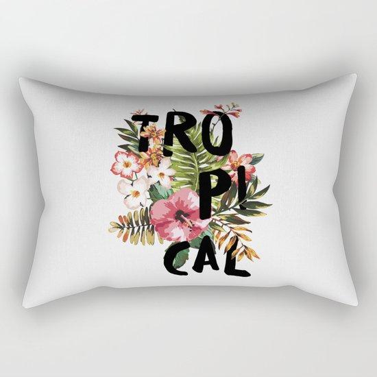 Tropical I Rectangular Pillow