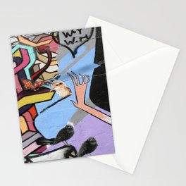 Kookaburra Graffiti Stationery Cards