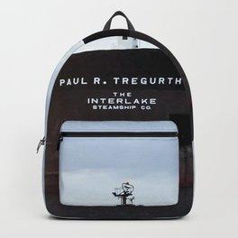Paul R Tregurtha Backpack