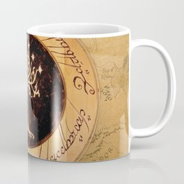 White Tree Coffee Mug