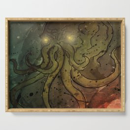 The Call of Cthulhu Serving Tray